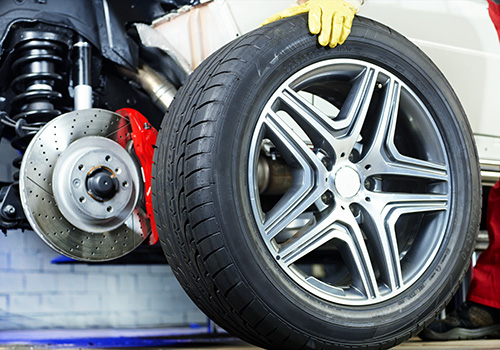ReifenRied Räderwechsel